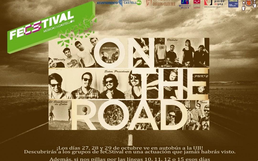 Mondo Rítmic patrocinador feCStival on the road 2014