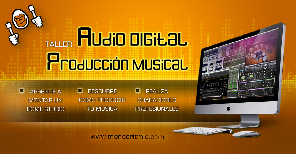 Audio digital / Producción musical
