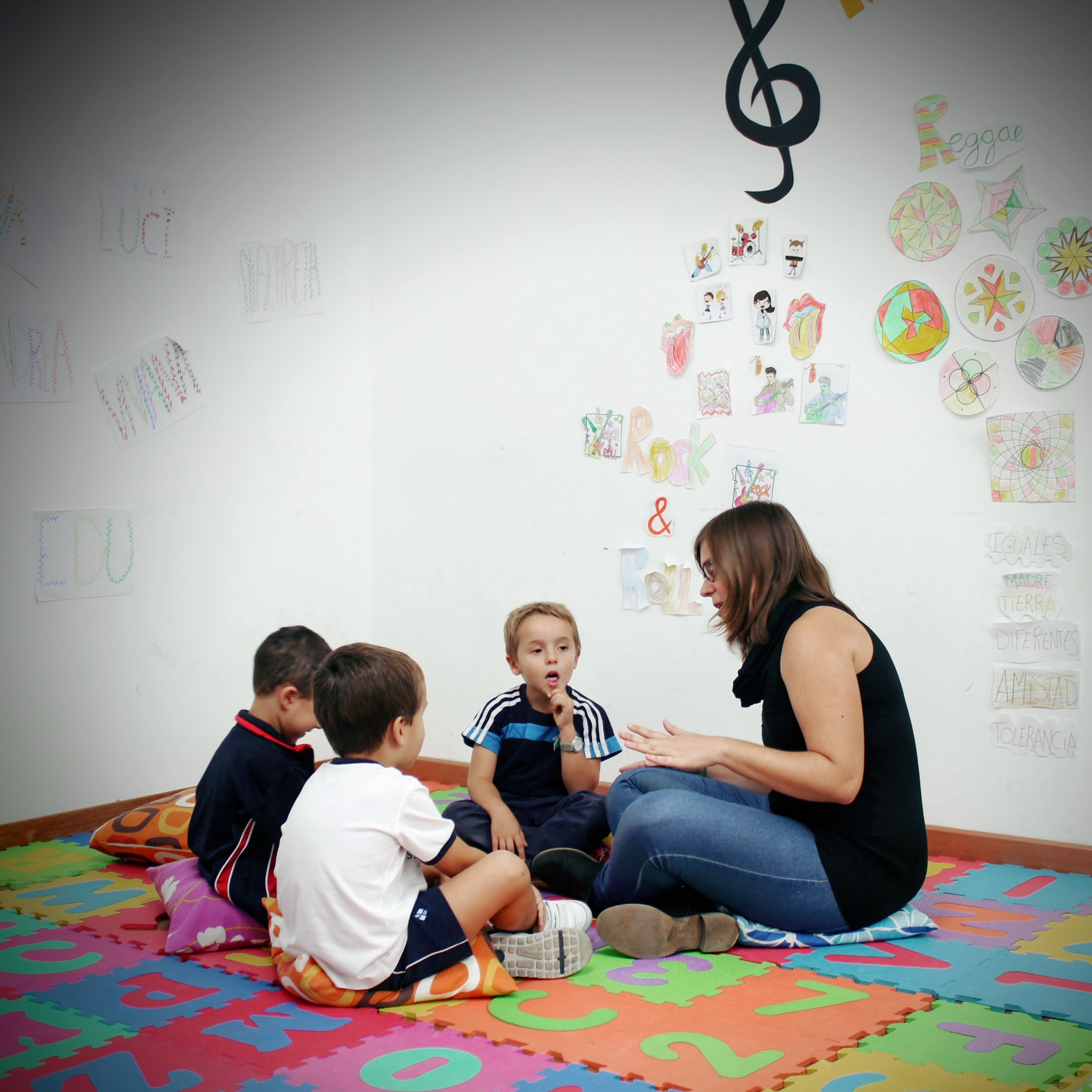 Taller de iniciación y sensibilización musical para niños