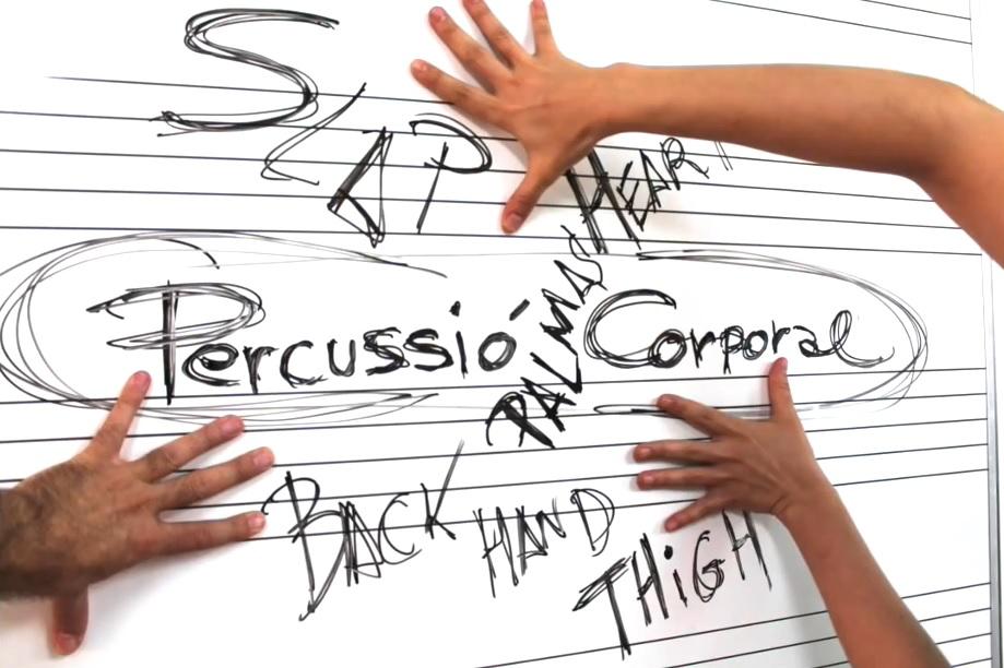 Taller de Percusión Corporal - Mondo Ritmic - Escuela de Música ...