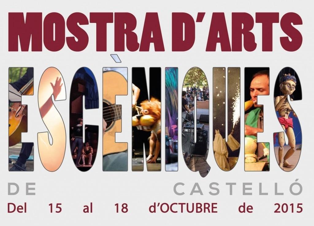 MOSTRA D'ARTS ESCENIQUES CASTELLÓN mondo rítmic música actuacion musical