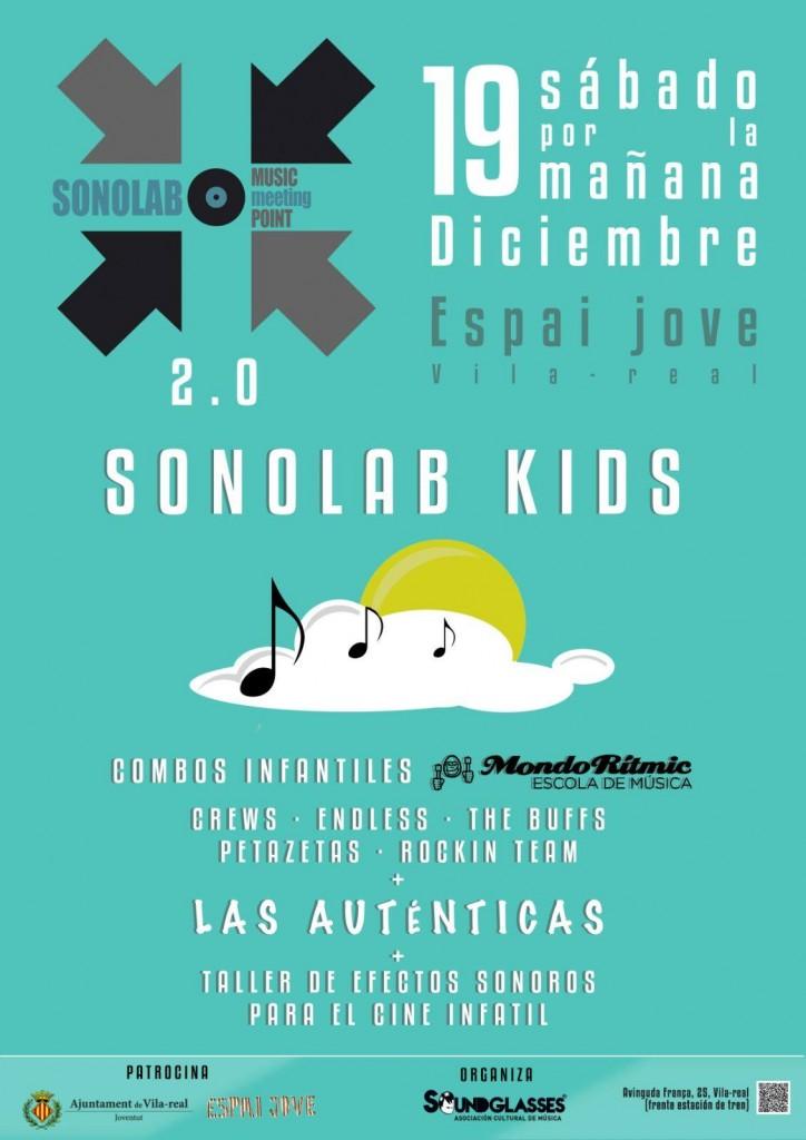 sonolab kids 2015