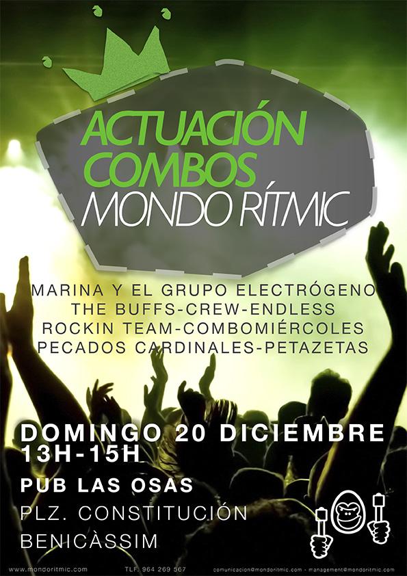 cartel-actuacion-combos-mondo-ritmic