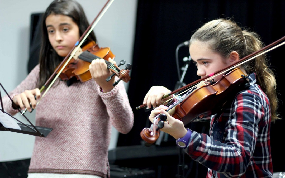 Clases de violín y viola en Castellón