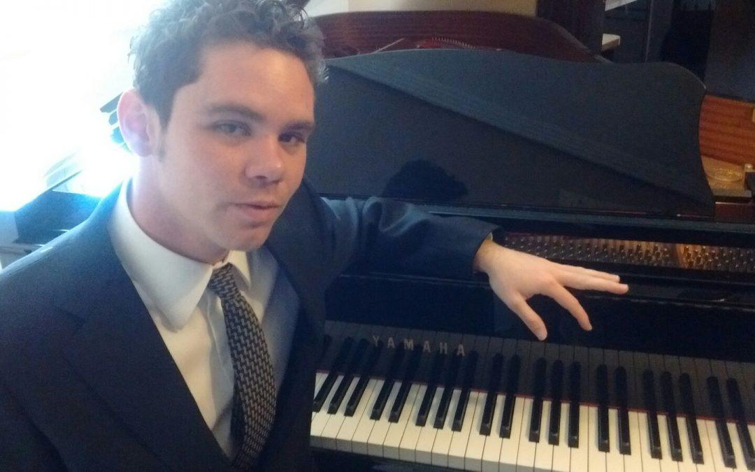 José Vicente Rubert: pianista acompañante