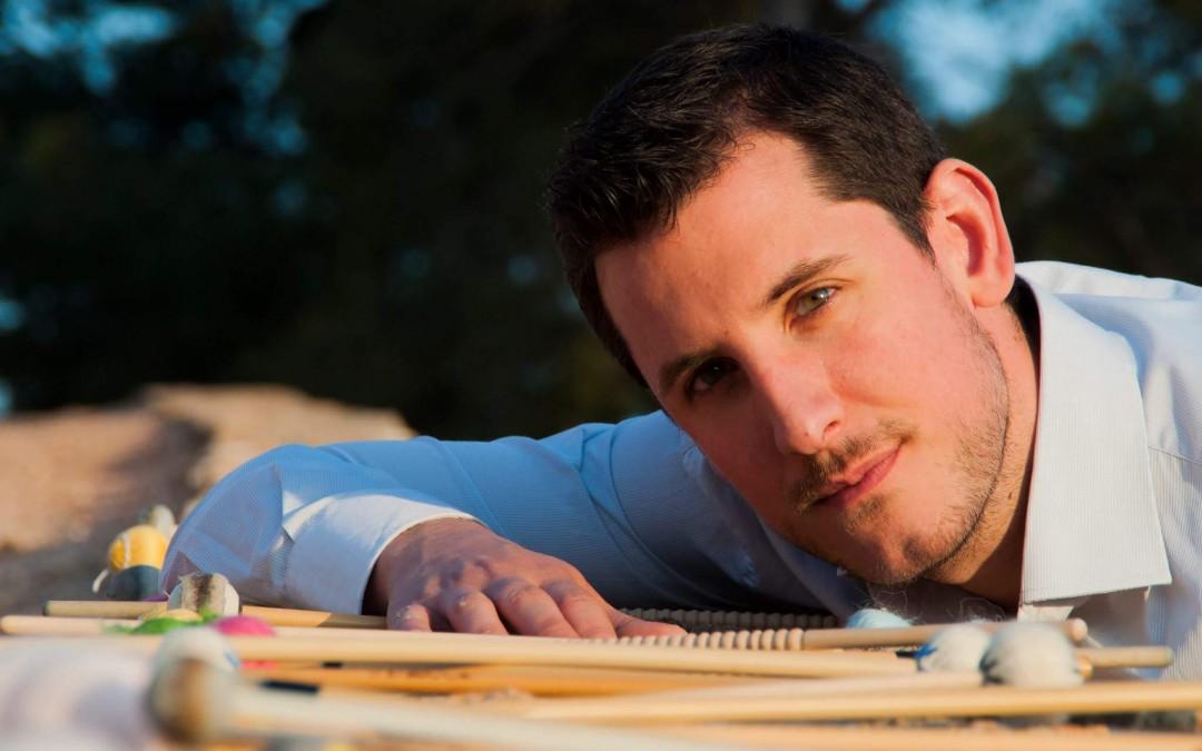Juanjo Llopico: profesor de percusión