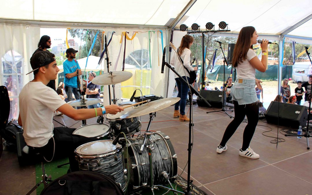 Coro y combos en Formigues Festival 2016
