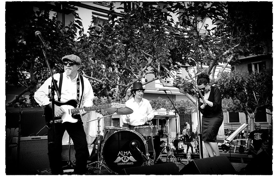 La Historia del Blues, Five Fingers with Parasol y Cacos este fin de semana en la Tardor Cultural