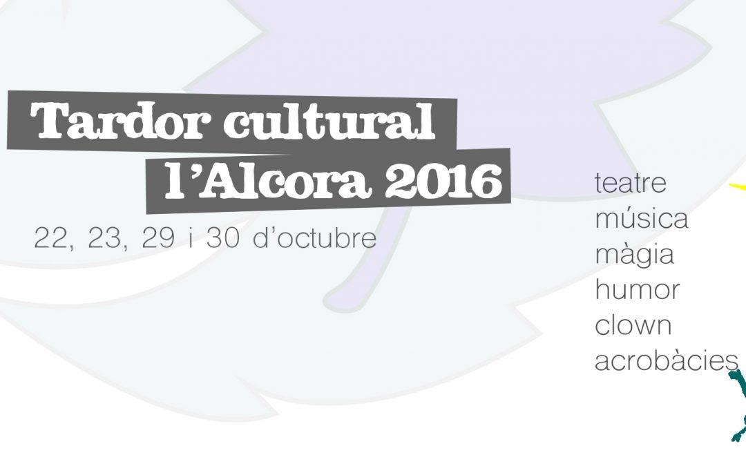 Tardor Cultural en L'Alcora