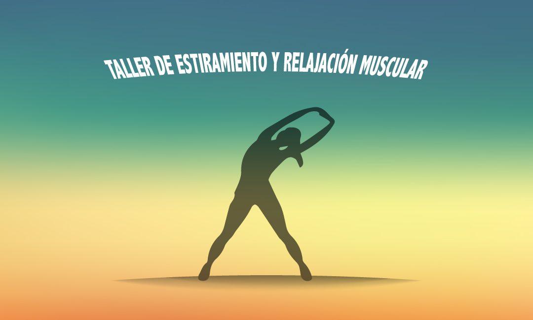 Taller de estiramiento y relajación muscular