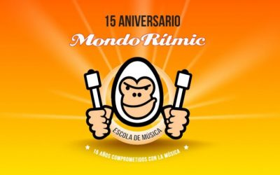 15º aniversario Mondo Rítmic