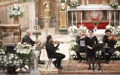 Concierto de Alejandra Martínez en la Virgen del Lledó