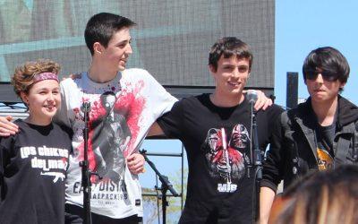 Mondo Rítmic en la I Feria EXTRA de Castellón