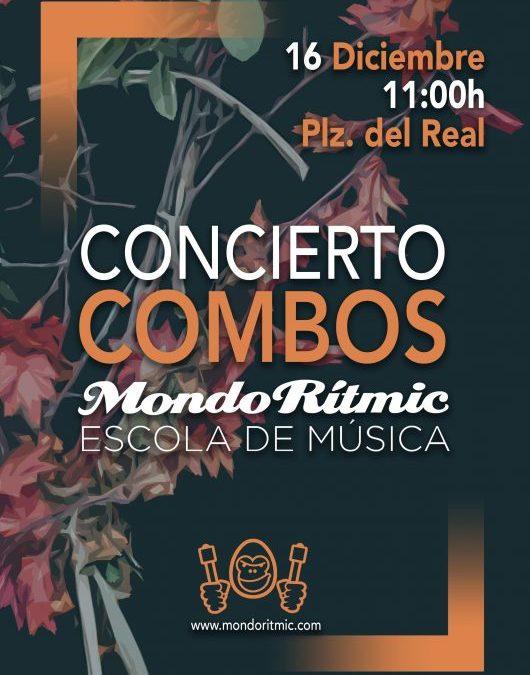 CONCIERTO COMBOS NAVIDAD