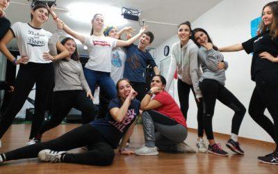 Nuestro grupo de teatro se va a Barcelona