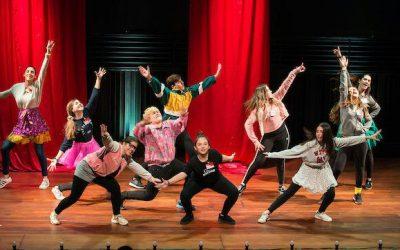 Els nostres alumnes als encontres de Teatre a Caixa Escena
