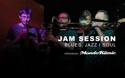 Jam Session de Blues, Jazz y Soul