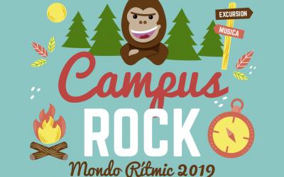 Campus Rock 2019, Ludoteca, L'Escola Canta y más!