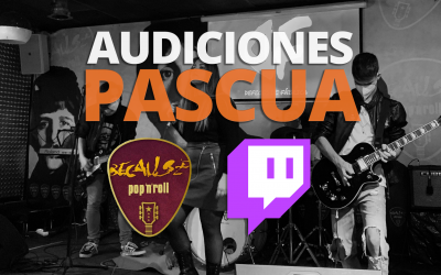 ¡AUDICIONES de PASCUA 2021 en Mondo Rítmic!